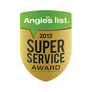 Angies List 2013 Super Service Award - Buckeye Plumbing