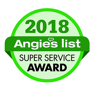 Angies List 2018 Super Service Award - Buckeye Plumbing