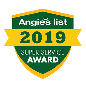 Angies List 2019 Super Service Award - Buckeye Plumbing