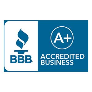 BBB Accredited A+ Badge - Buckeye Plumbing