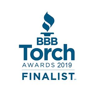 BBB Torch Award 2019 Finalist - Buckeye Plumbing