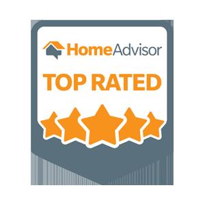 Home Advisor Top Rated Company - Buckeye Plumbing